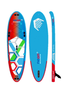 Paddleboard Neon X5 All Family 10'4x34x5